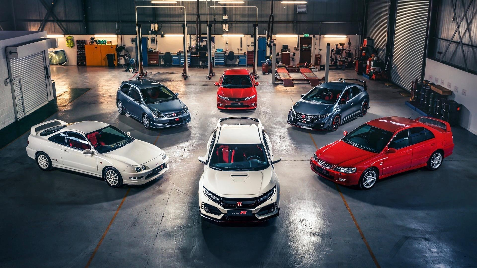 UK Type R Generations