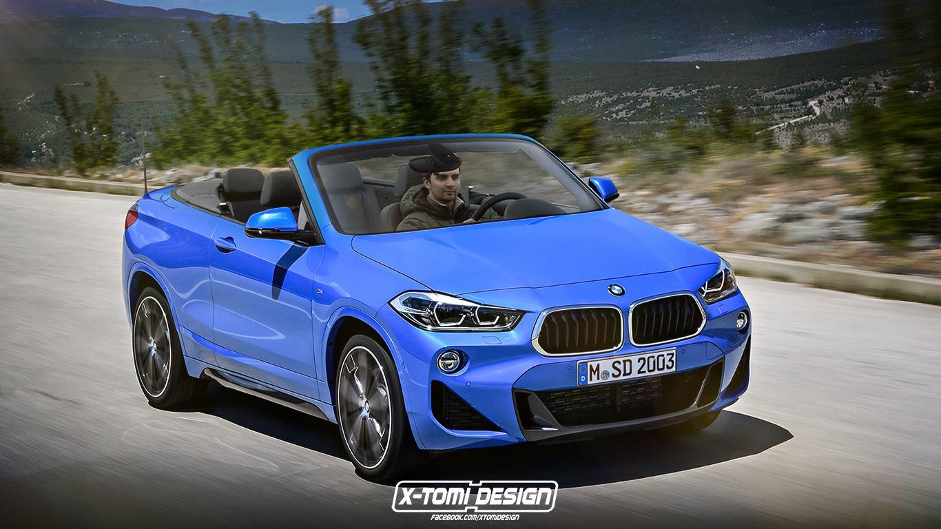 BMW X2 Cabrio