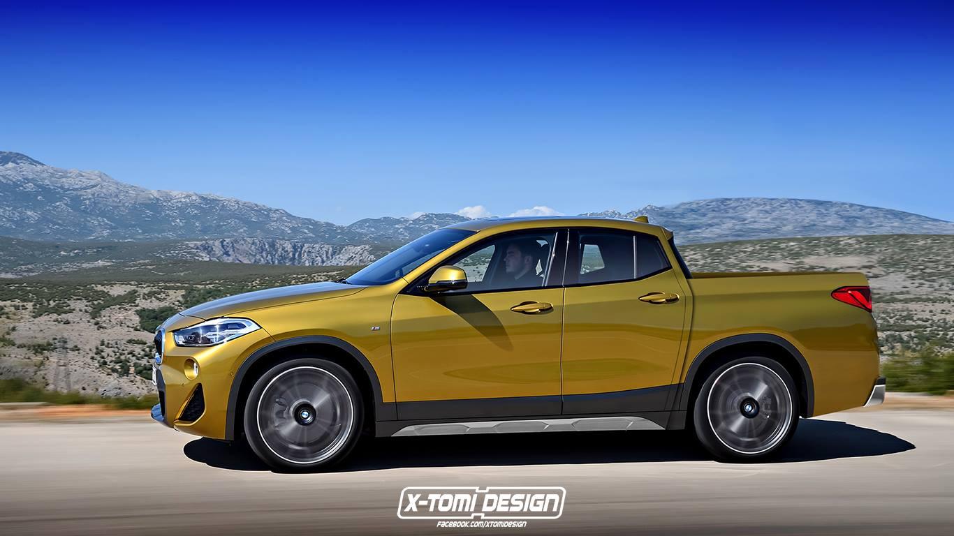 BMW X2 Pickup