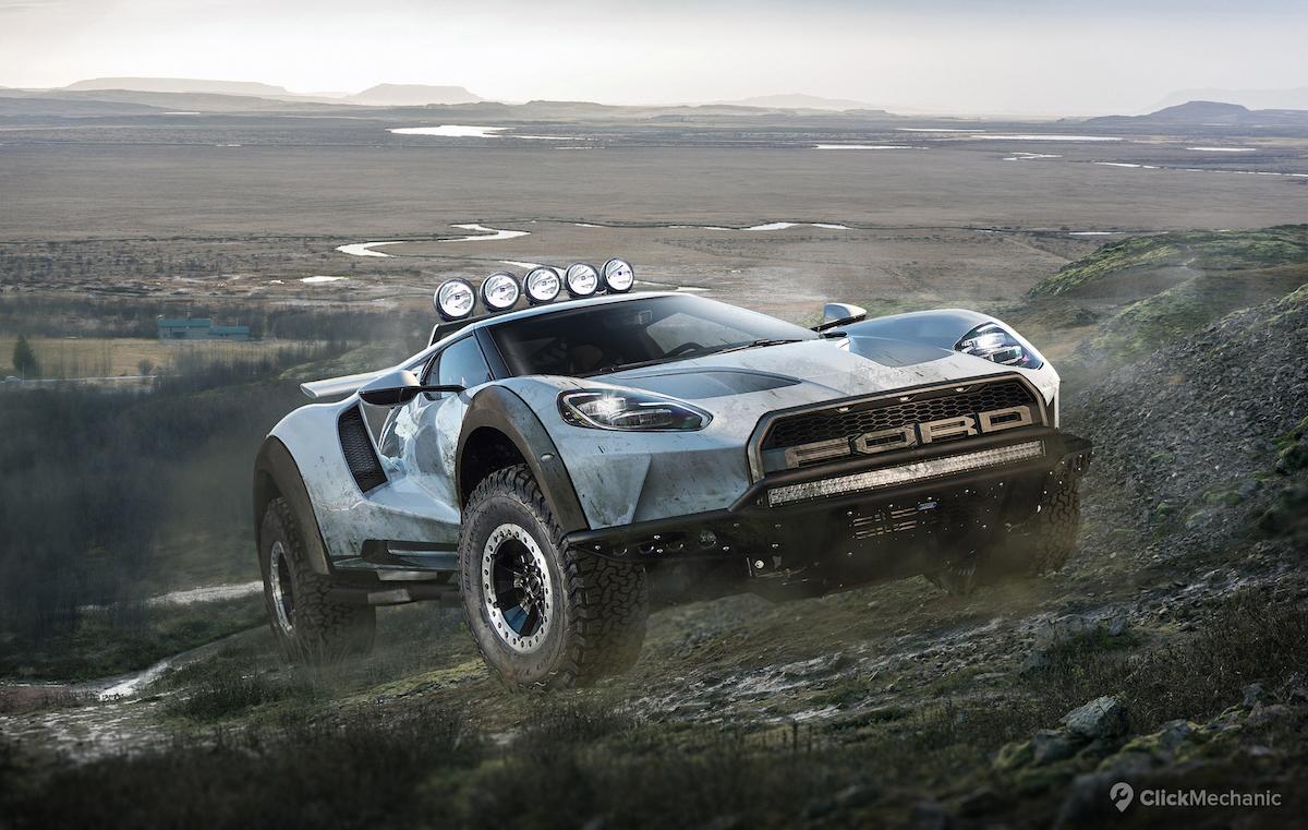 Ford+GT+2017_Ford+Raptor