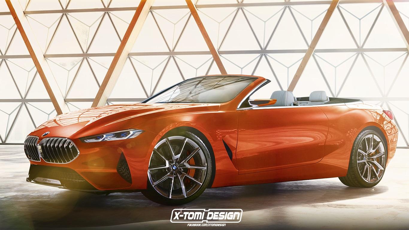 BMW Concept 8 Cabrio2