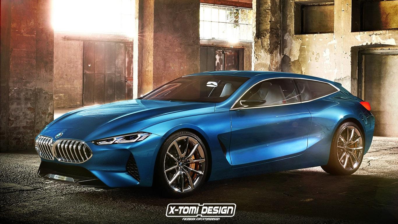 BMW Concept 8 ShootingBrake2