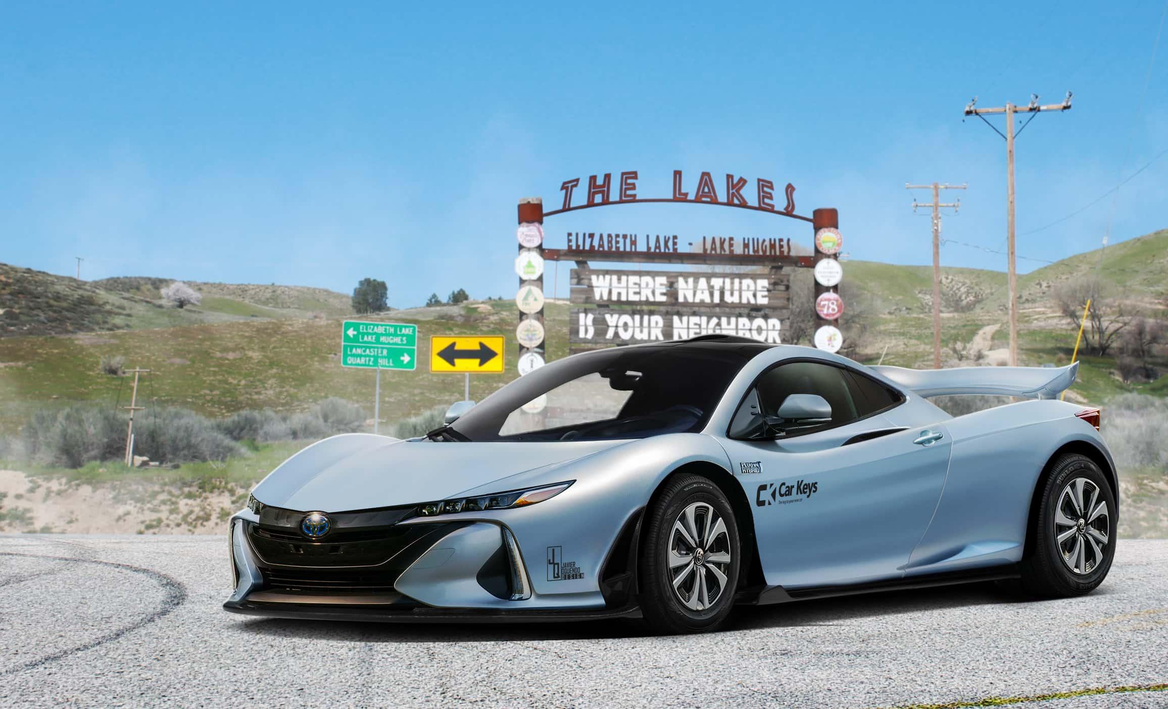 Prius-McLaren