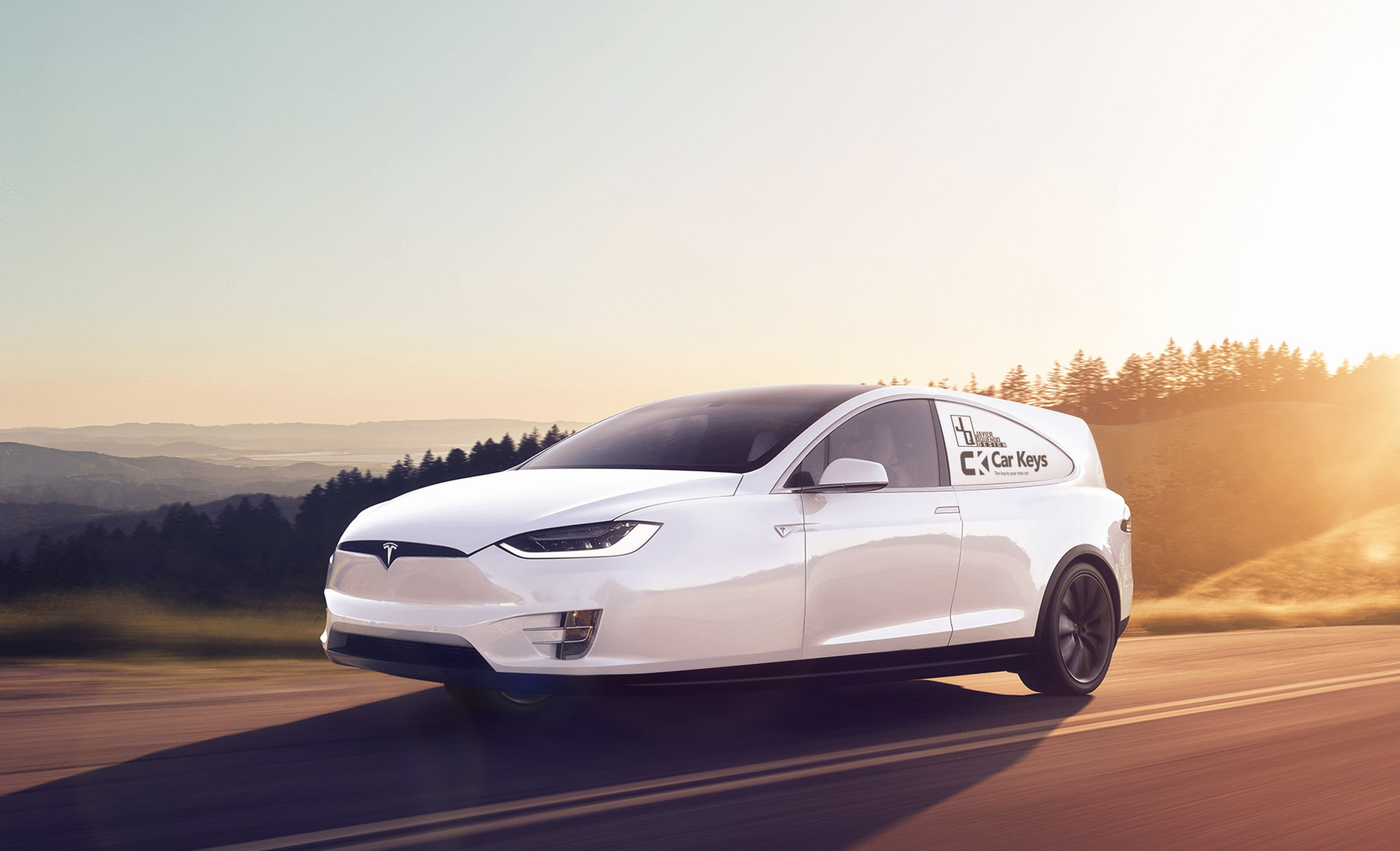 ReliantRobin-Tesla