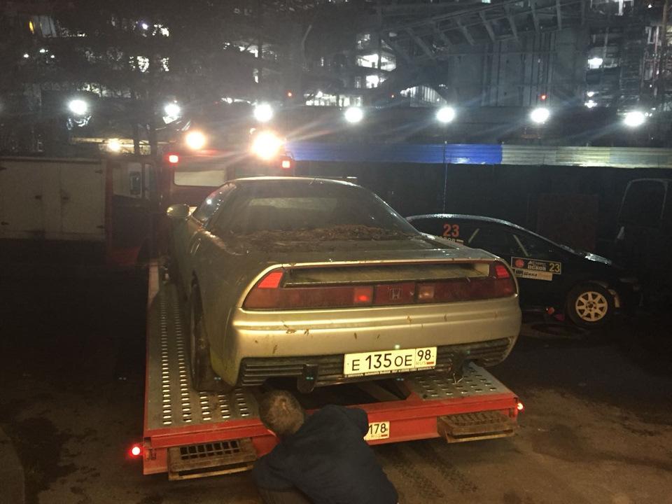 Abandoned_Honda_NSX_Russia_0002