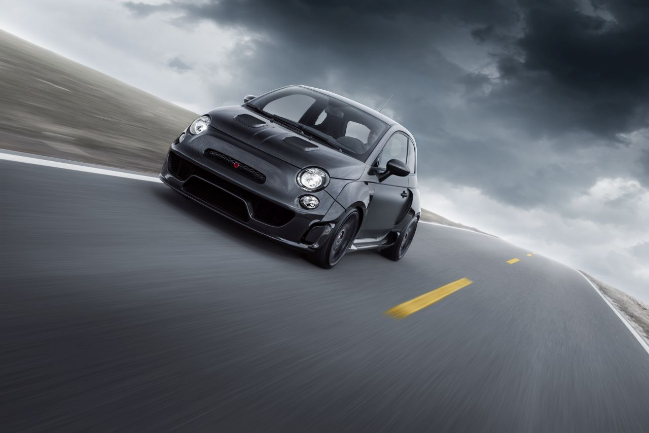Abarth 500 by Pogea Racing (1)