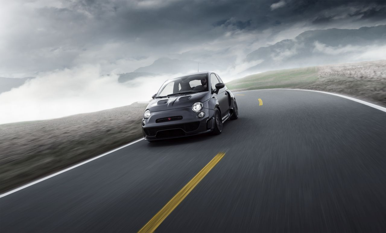 Abarth 500 by Pogea Racing (2)