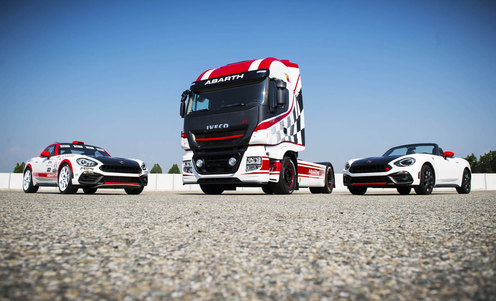 Abarth Iveco truck (2)