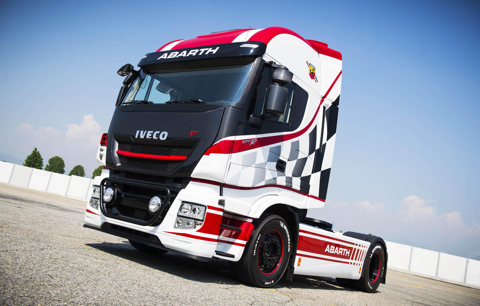 Abarth Iveco truck (3)
