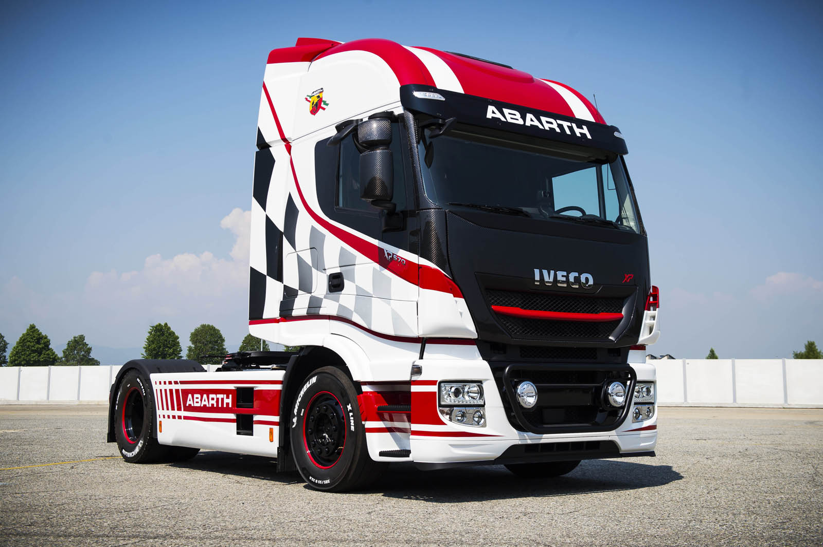 Abarth Iveco truck (4)