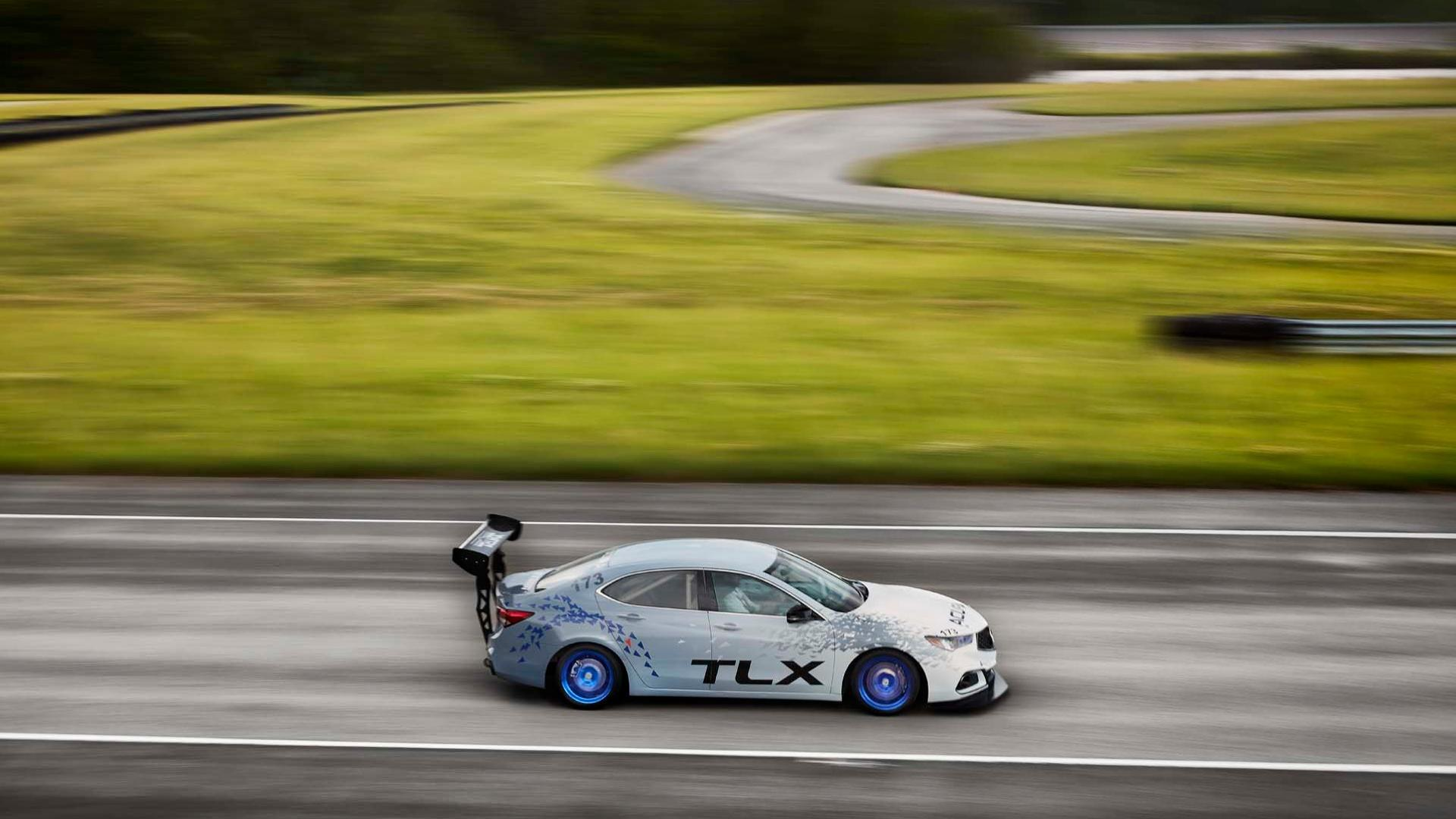 Acura At Pikes Peak 2017 (2)