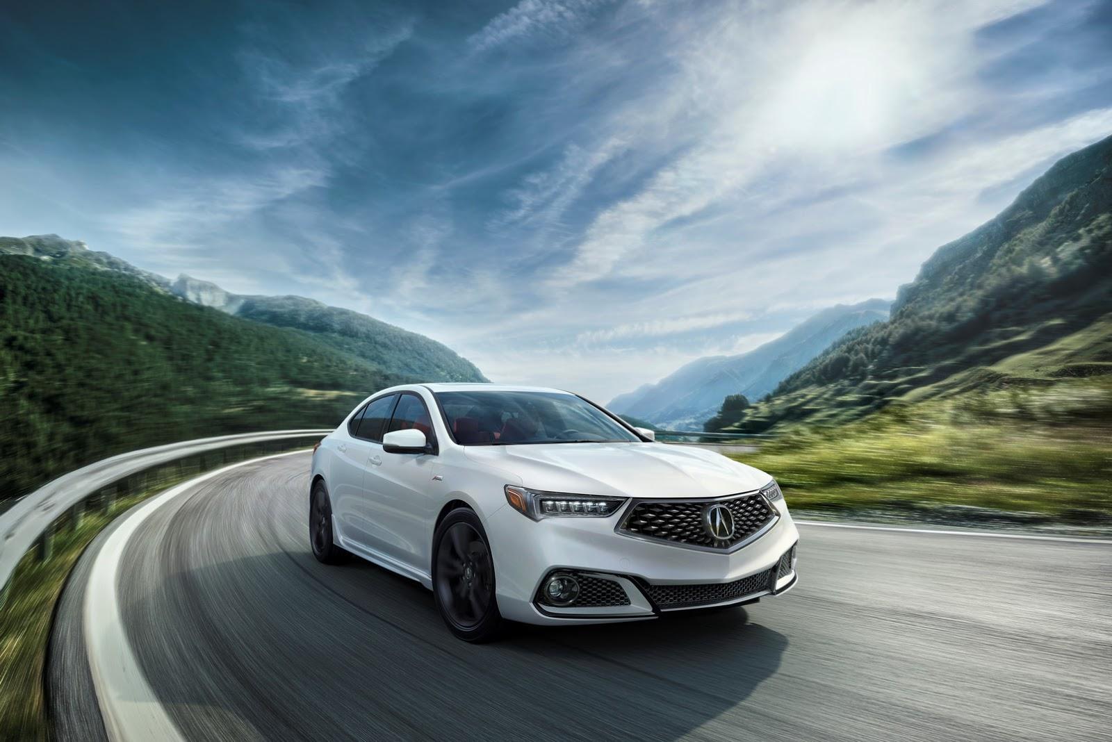 Acura TLX 2018 (1)