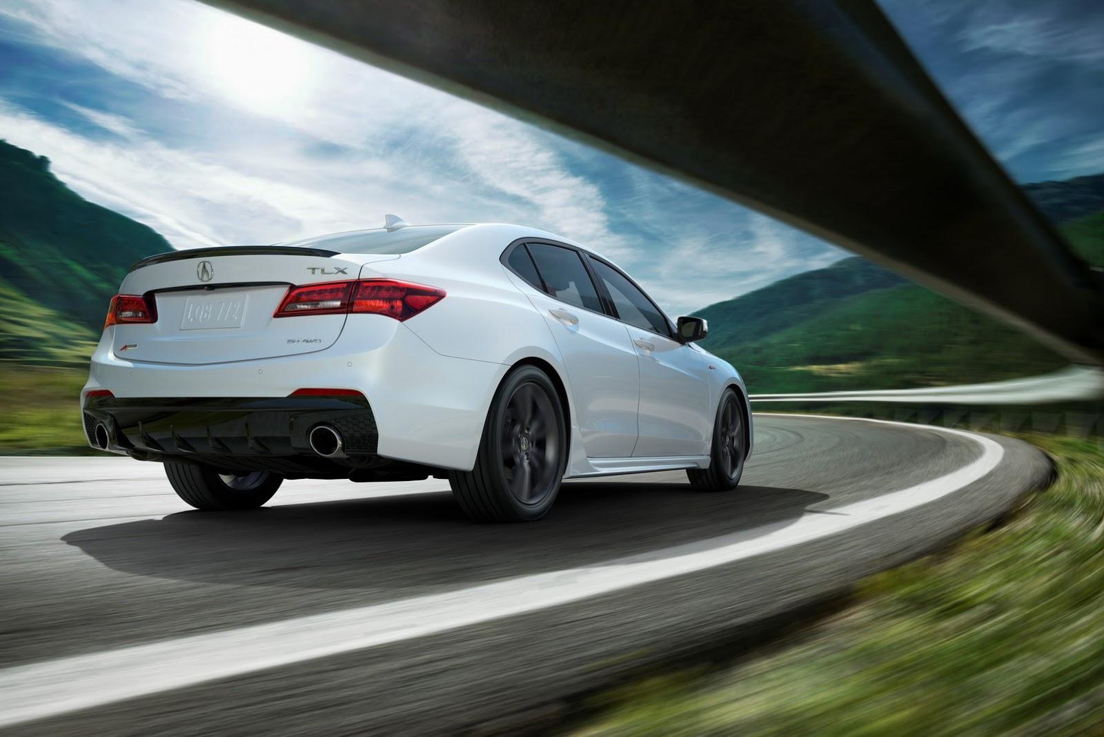 Acura TLX 2018 (2)