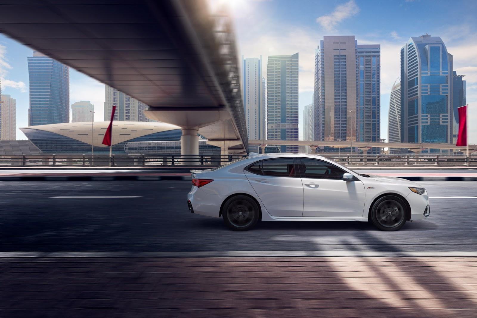 Acura TLX 2018 (4)