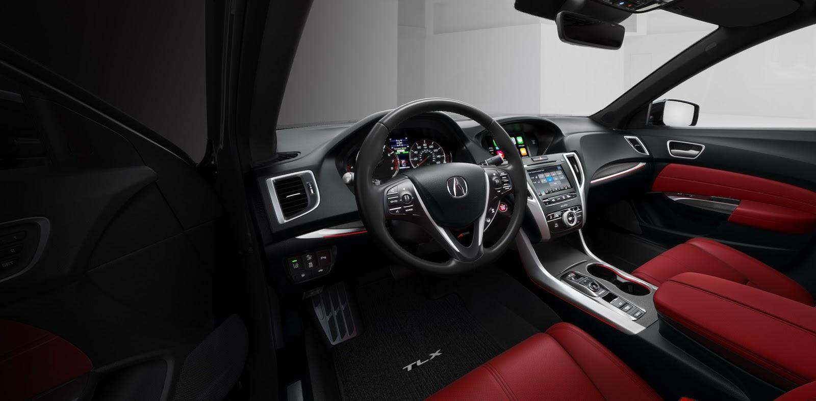 Acura TLX 2018 (8)