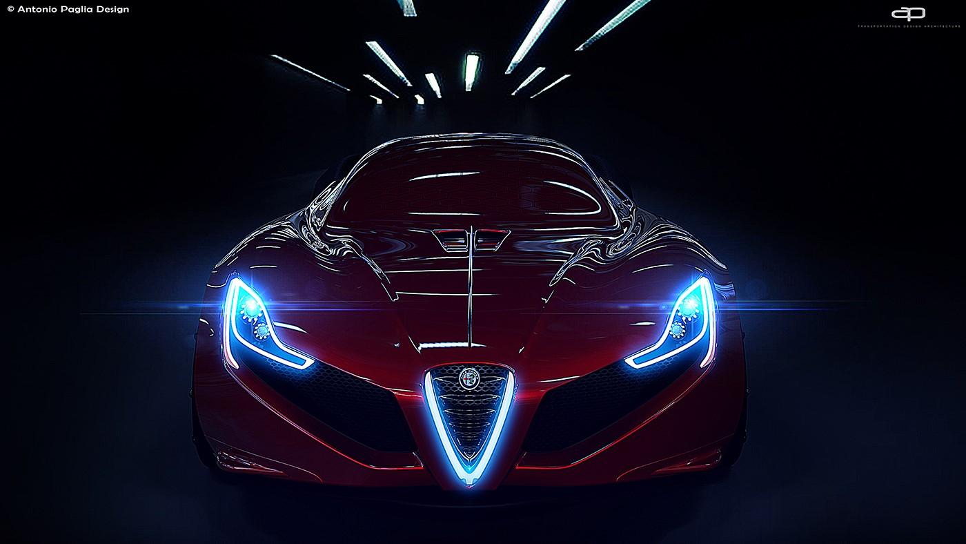 Alfa Romeo C18 concept (1)