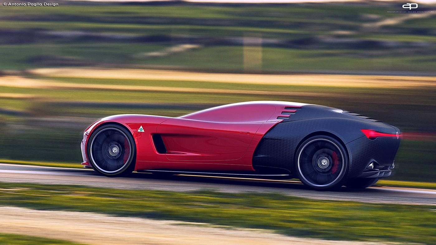 Alfa Romeo C18 concept (12)
