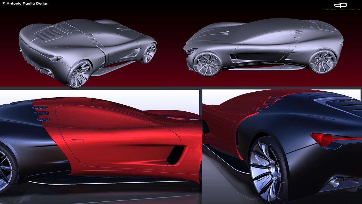 Alfa Romeo C18 concept (14)