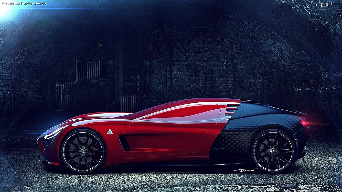 Alfa Romeo C18 concept (2)