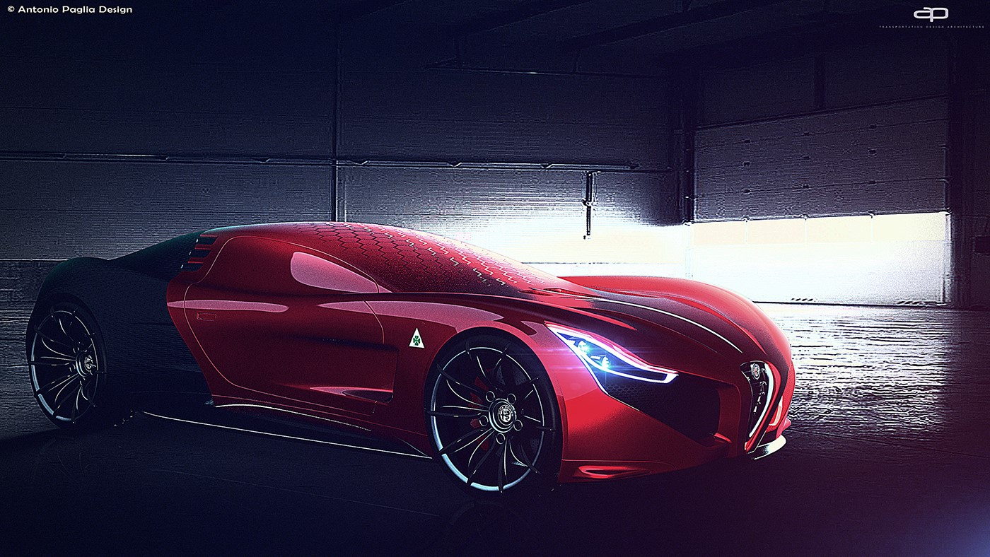 Alfa Romeo C18 concept (4)