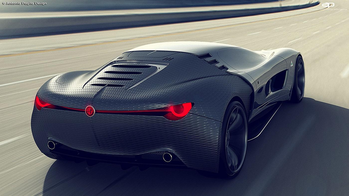 Alfa Romeo C18 concept (5)
