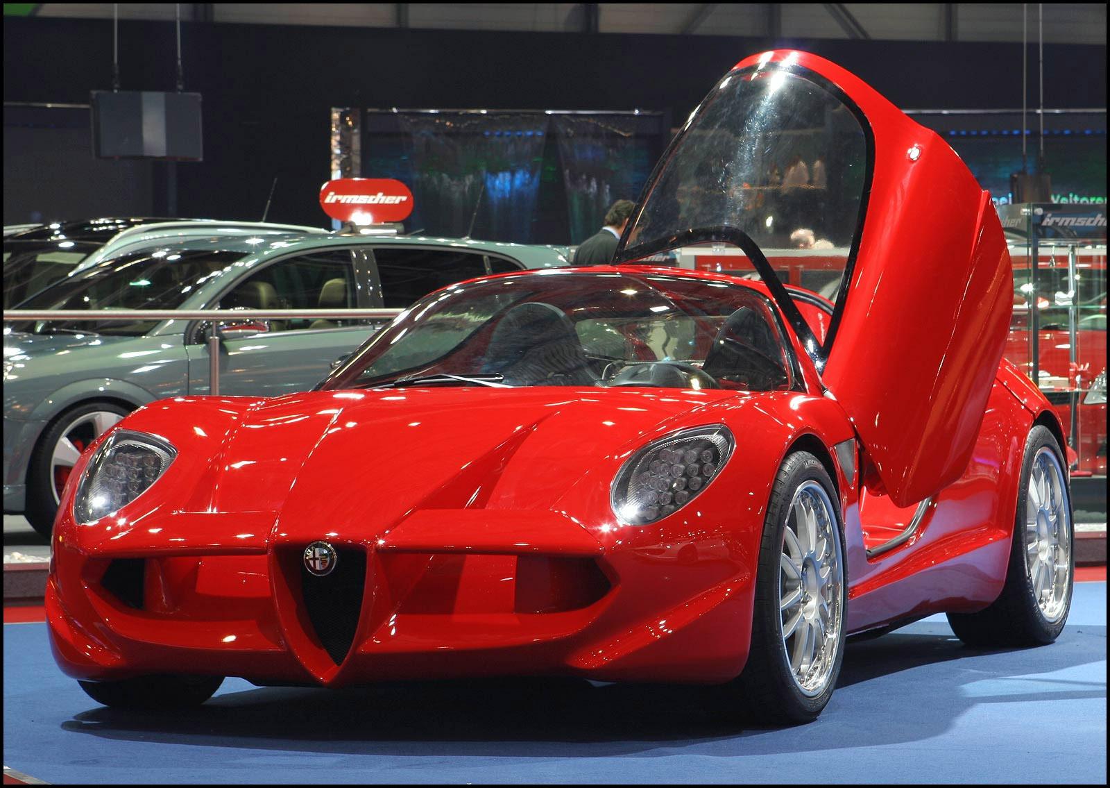 Alfa Romeo Diva (7)