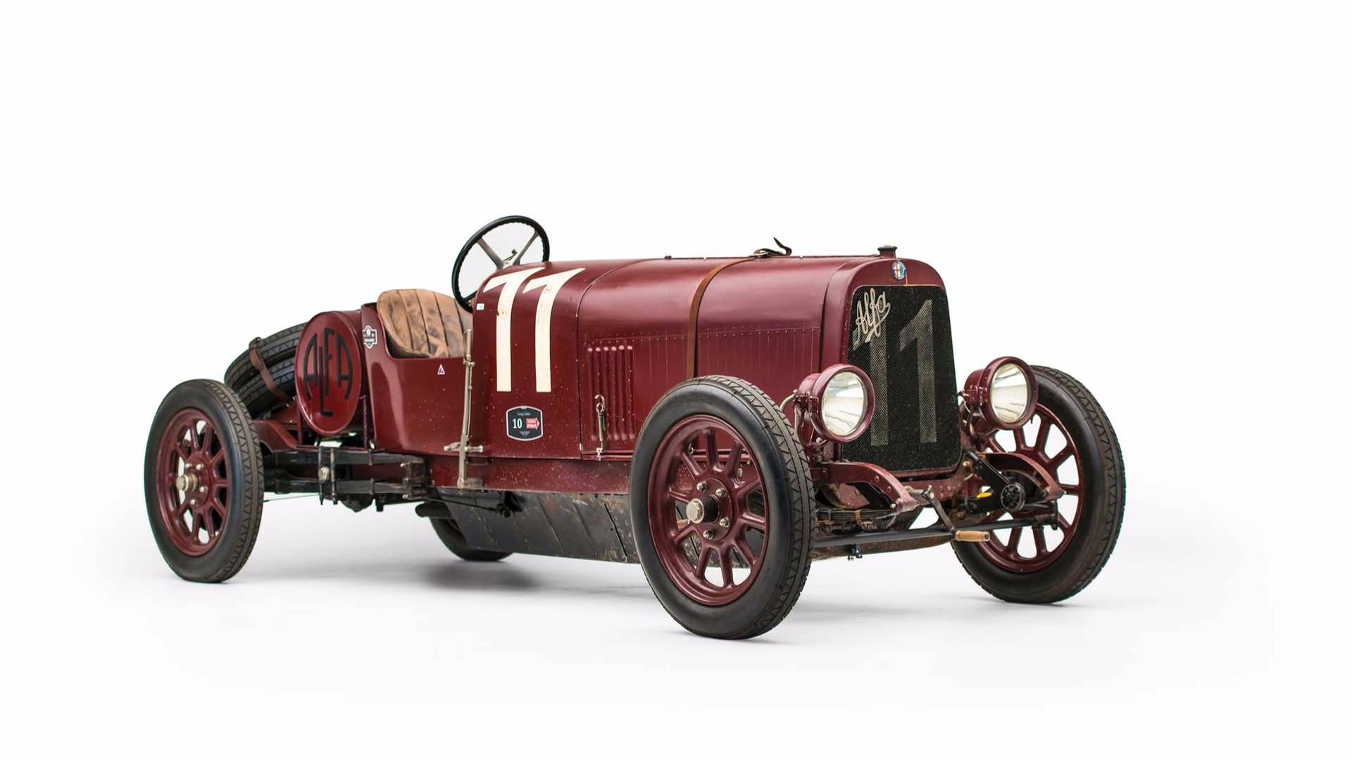Alfa Romeo G1 1921 in auction (1)
