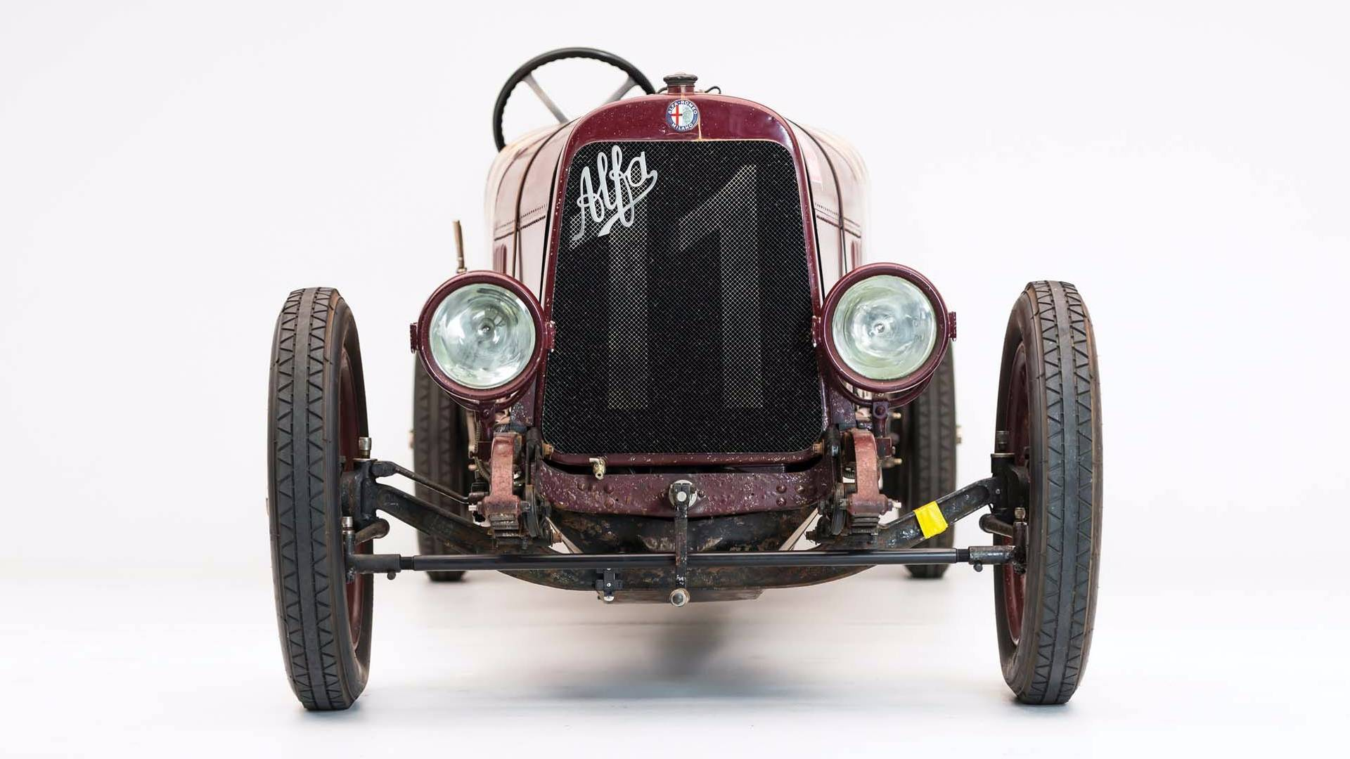 Alfa Romeo G1 1921 in auction (10)