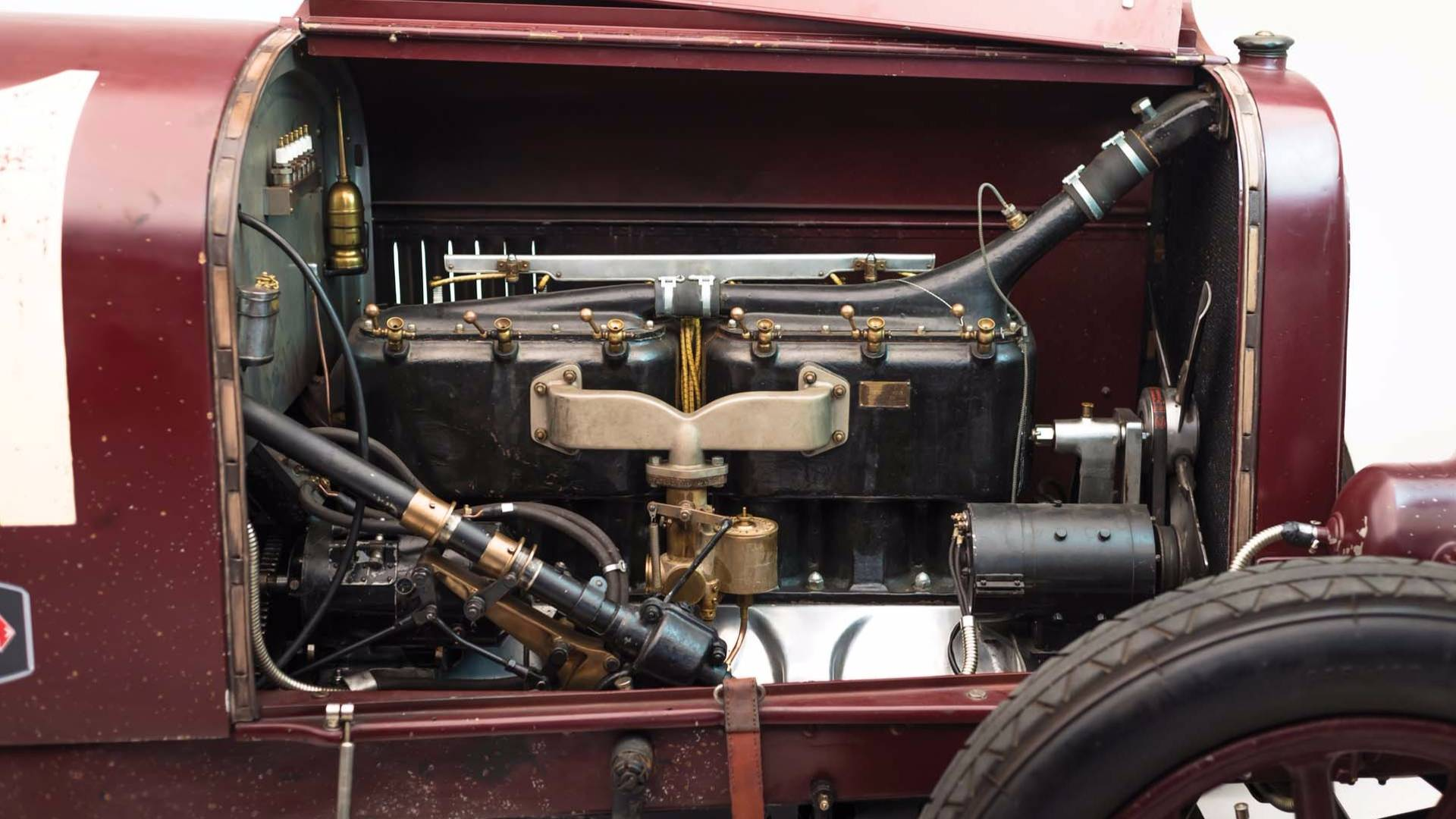 Alfa Romeo G1 1921 in auction (20)