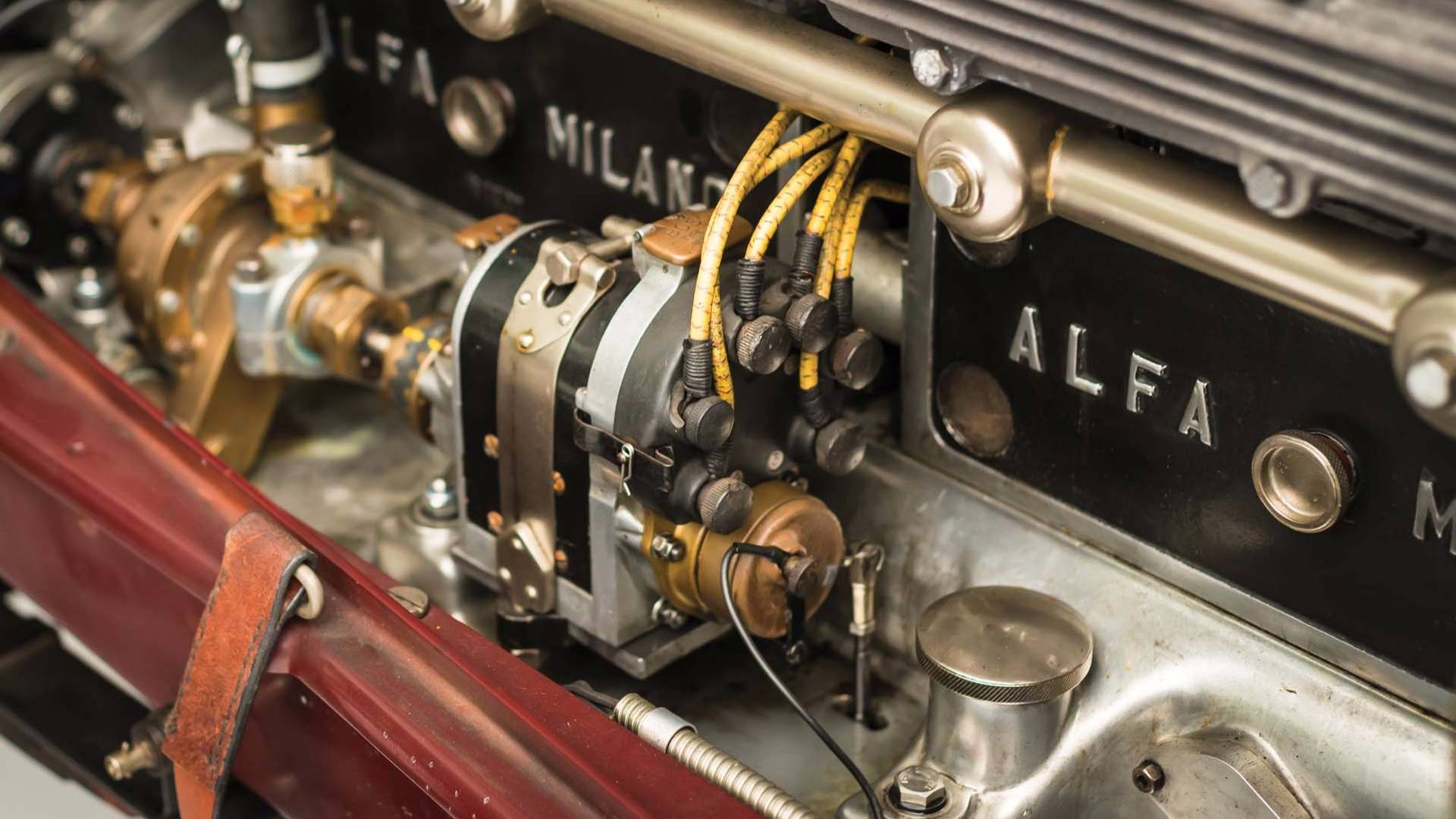 Alfa Romeo G1 1921 in auction (23)