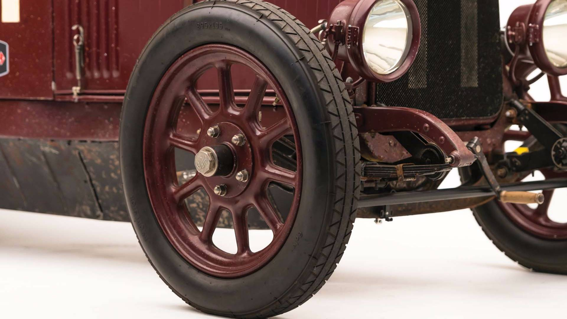 Alfa Romeo G1 1921 in auction (28)