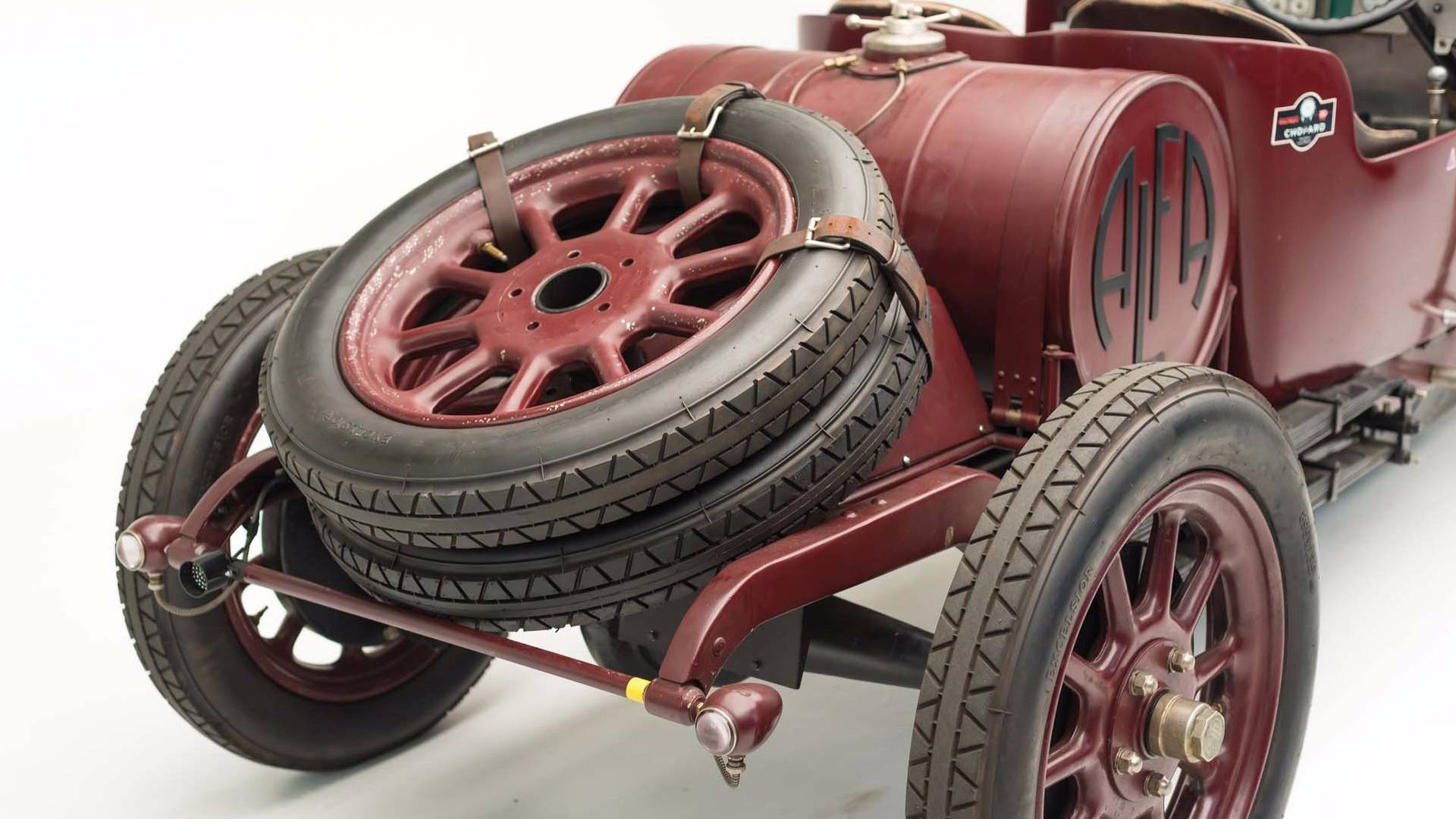 Alfa Romeo G1 1921 in auction (3)