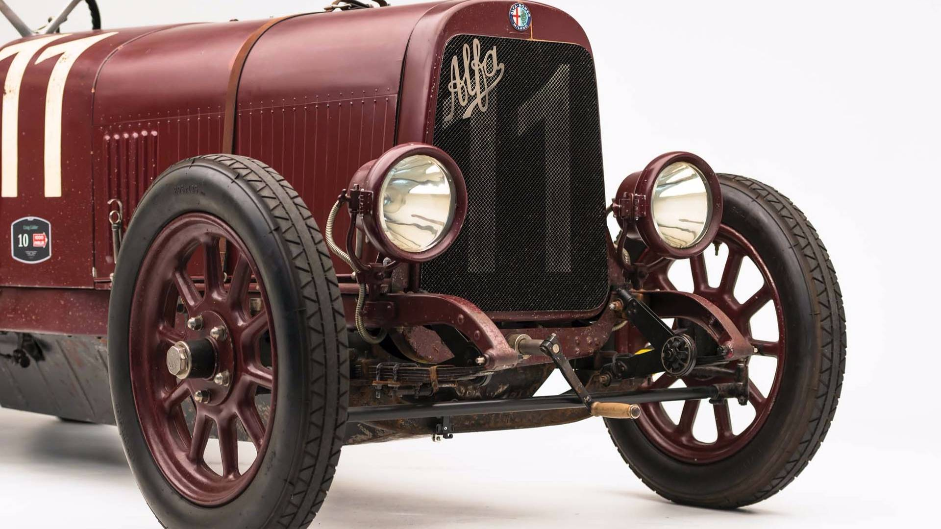 Alfa Romeo G1 1921 in auction (4)