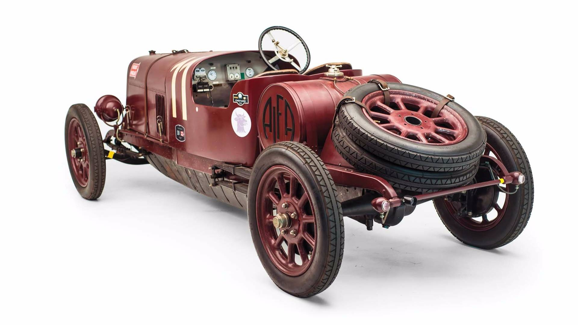 Alfa Romeo G1 1921 in auction (5)