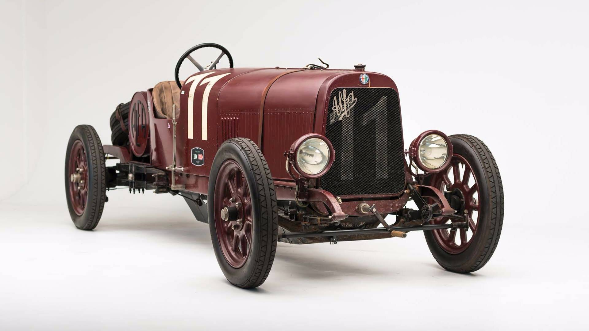 Alfa Romeo G1 1921 in auction (6)