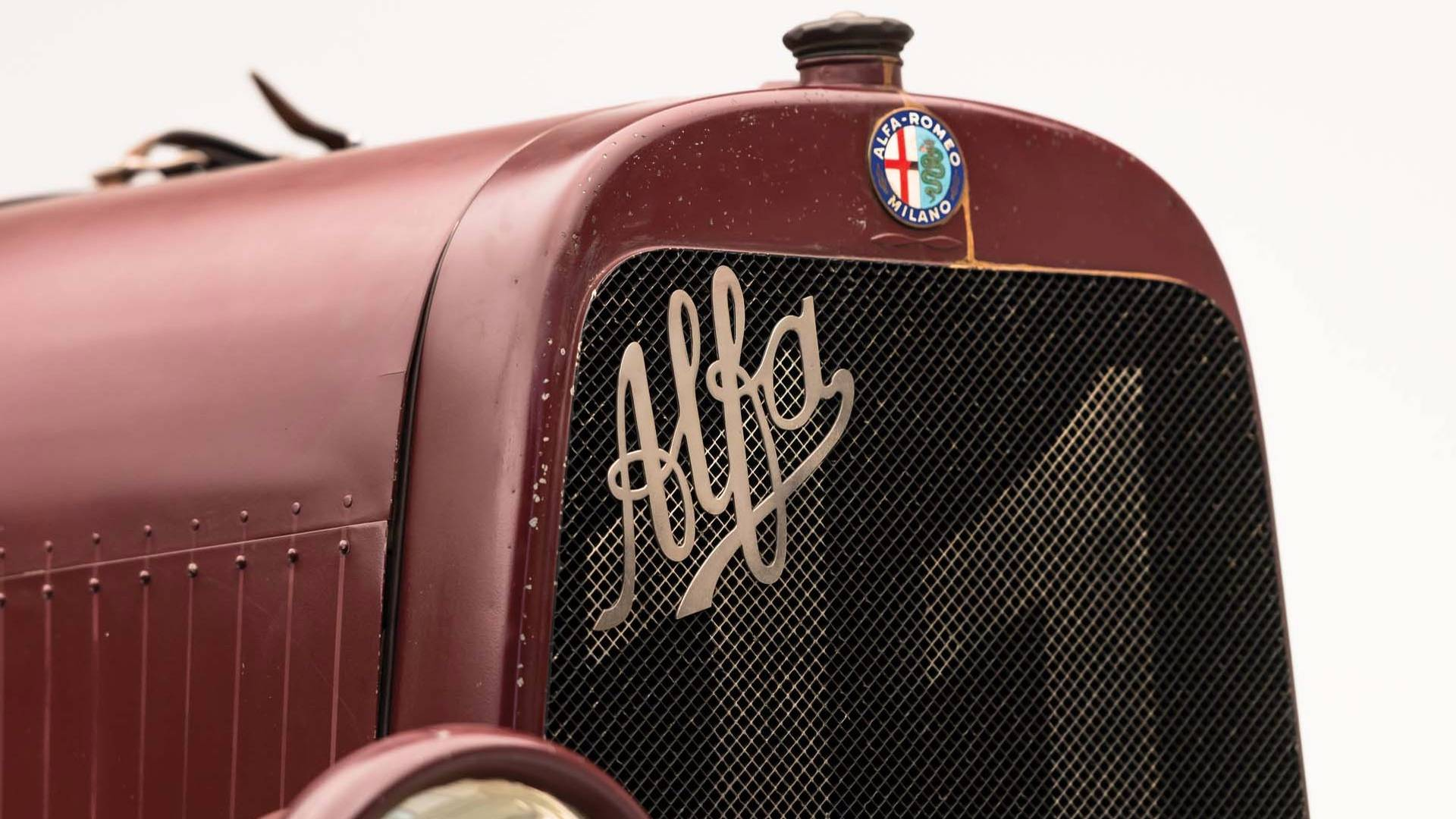 Alfa Romeo G1 1921 in auction (7)