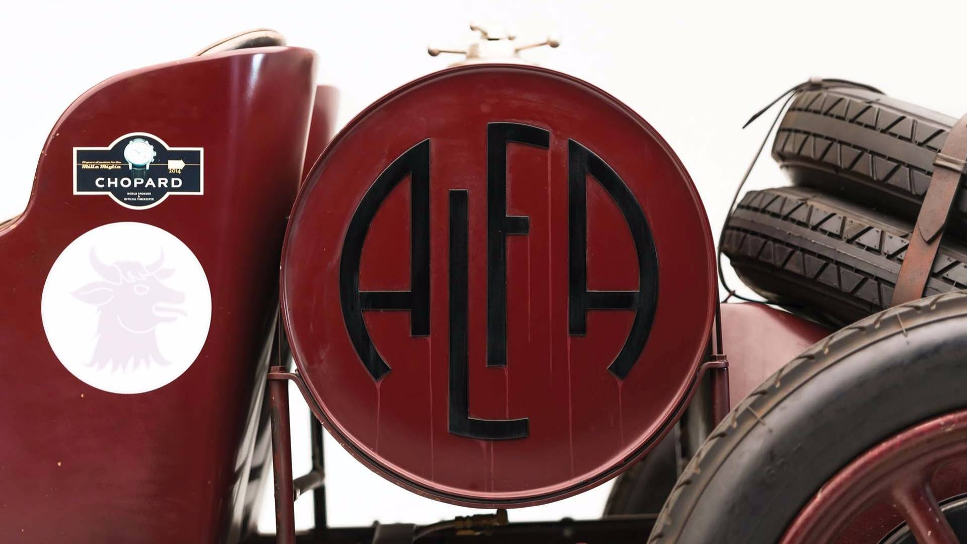 Alfa Romeo G1 1921 in auction (9)