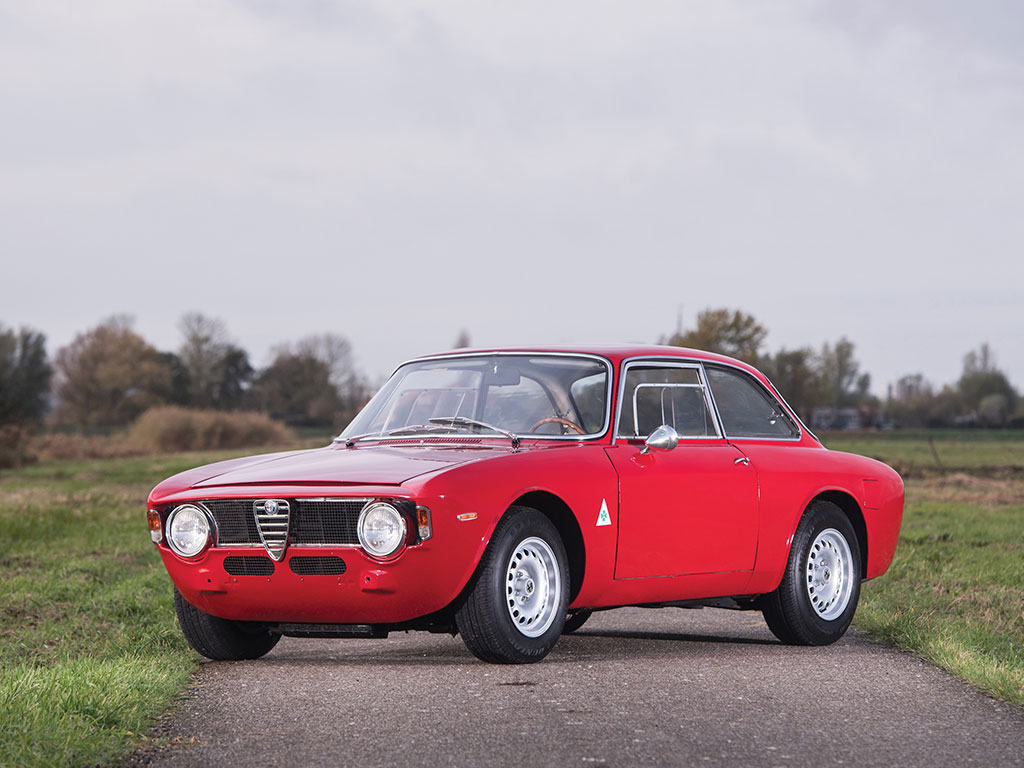 Alfa Romeo Giulia Sprint GTA Auction auction (1)