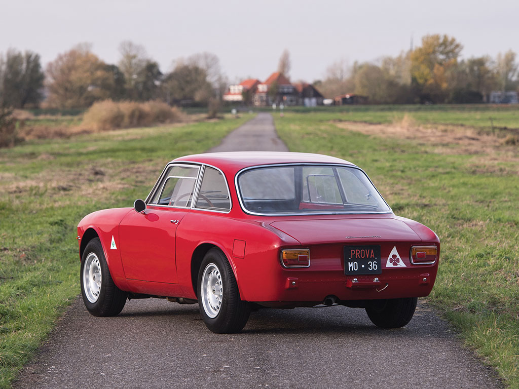 Alfa Romeo Giulia Sprint GTA Auction auction (3)