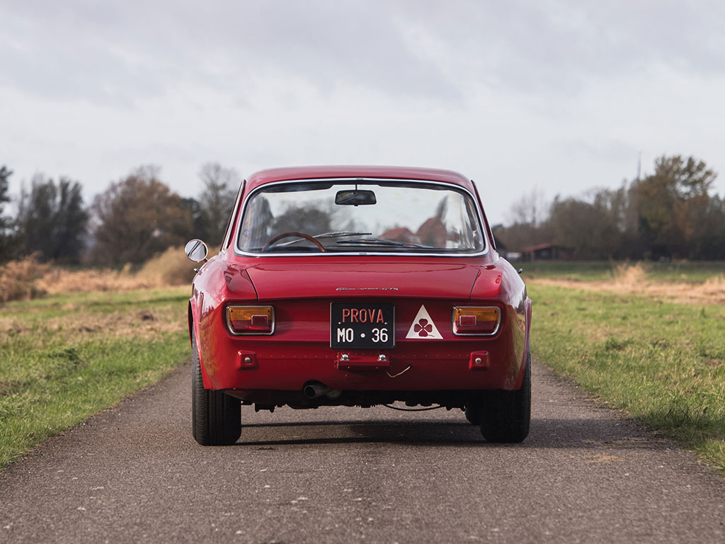 Alfa Romeo Giulia Sprint GTA Auction auction (5)