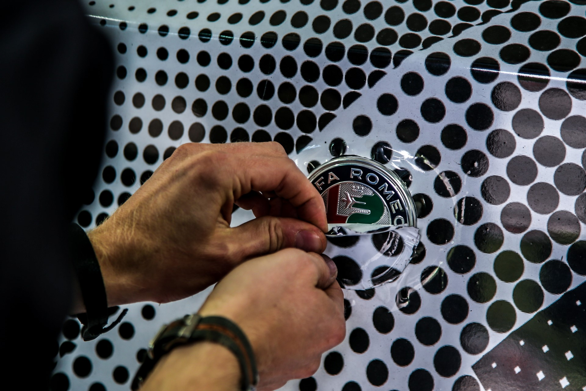 Alfa Romeo Stelvio QuadrifoglioNurburgring record (14)