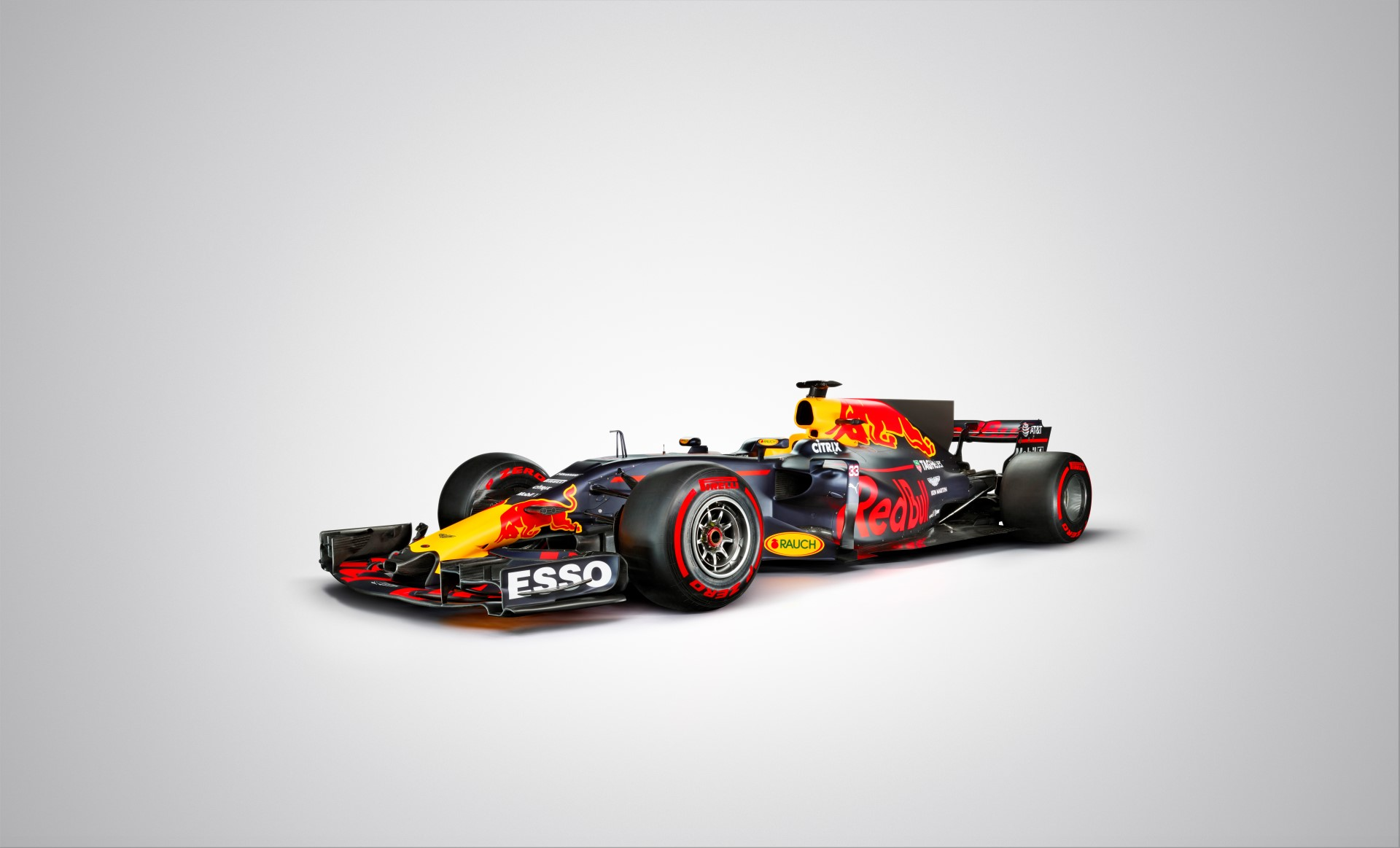 RB13 is seen during a studio shoot in London, United Kingdom on February, 2017