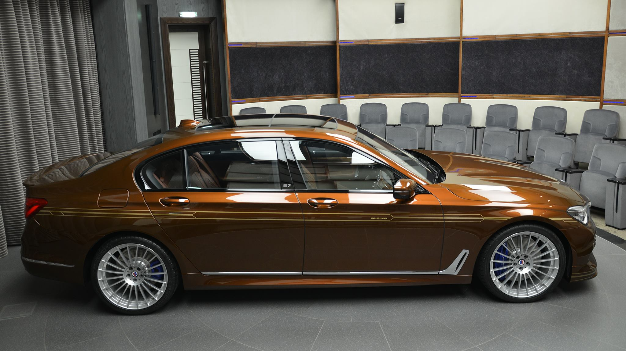 Alpina B7 BiTurbo brown (10)