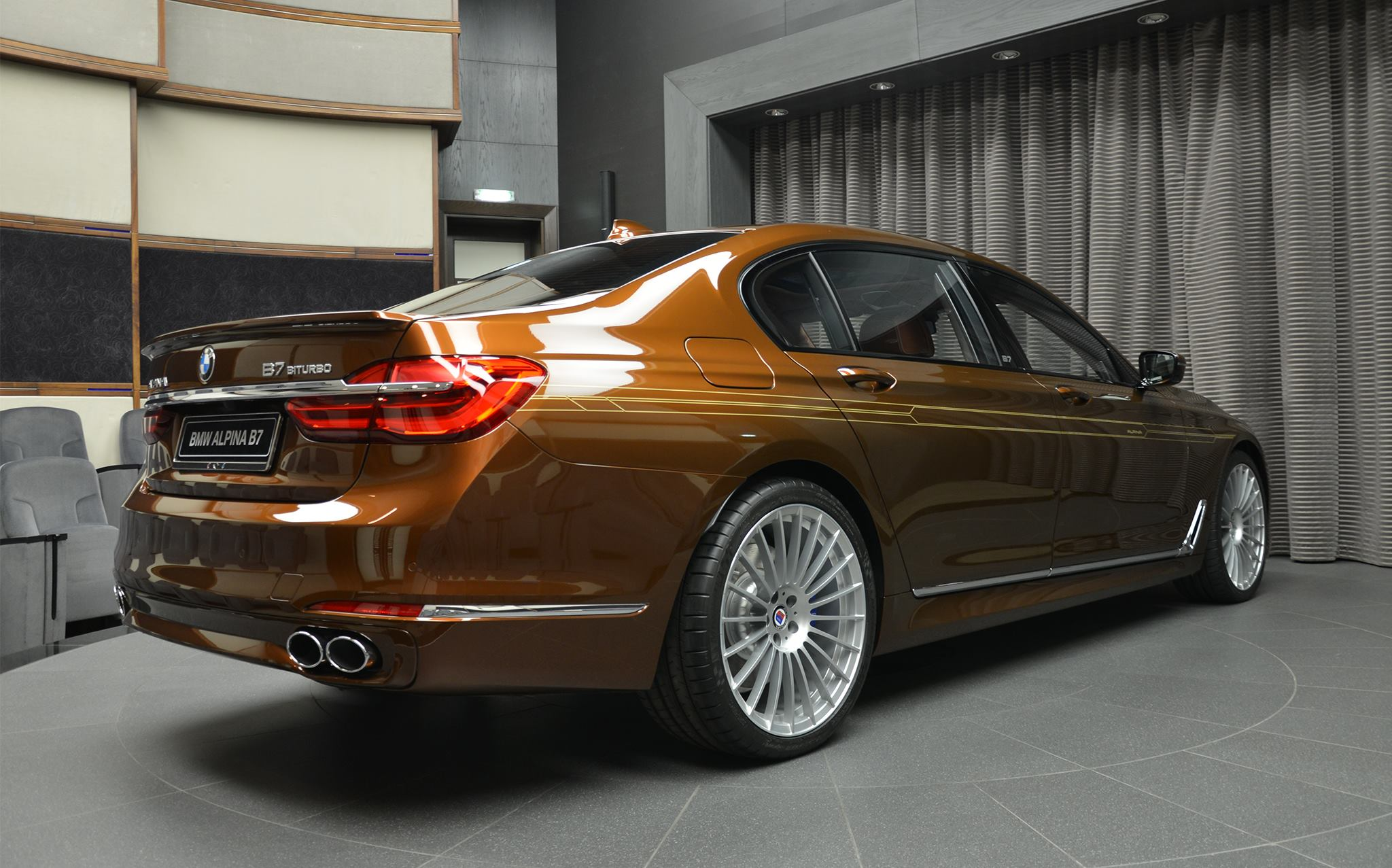 Alpina B7 BiTurbo brown (11)