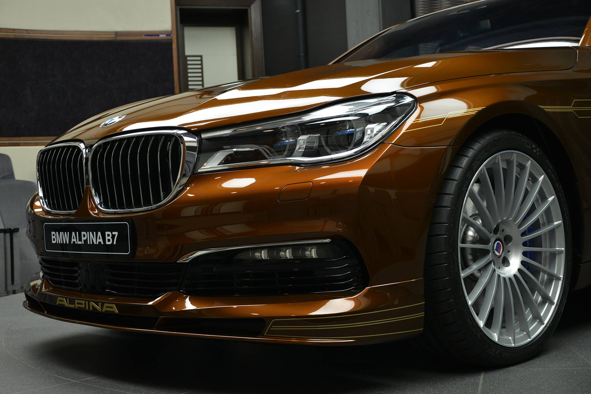 Alpina B7 BiTurbo brown (13)