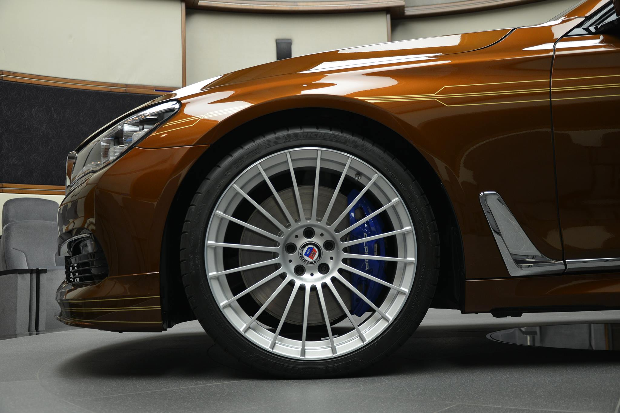 Alpina B7 BiTurbo brown (14)