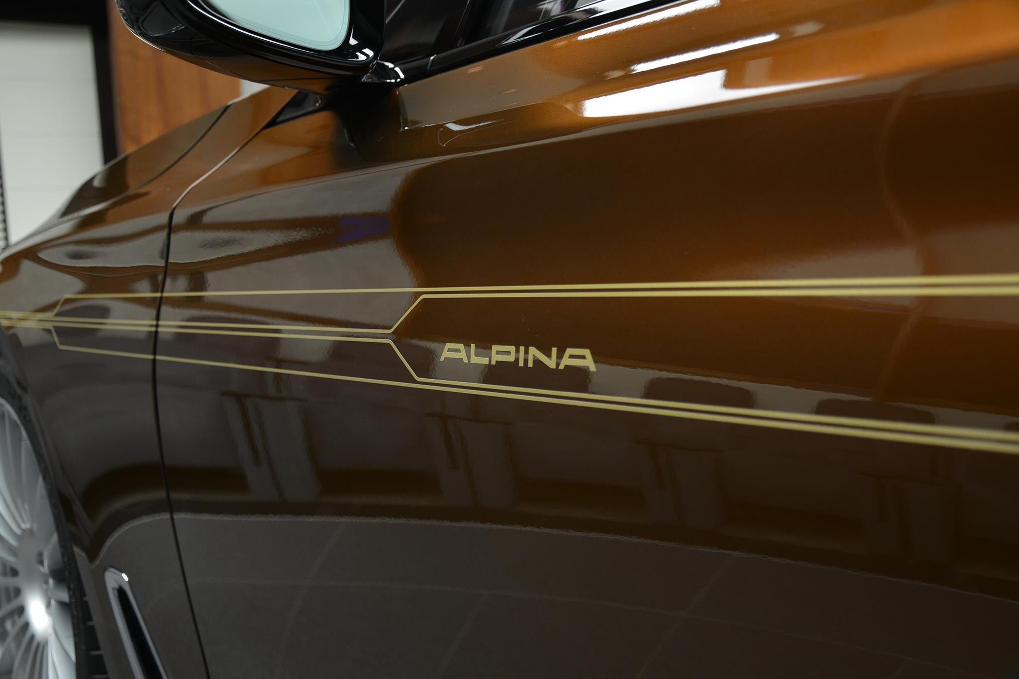 Alpina B7 BiTurbo brown (15)