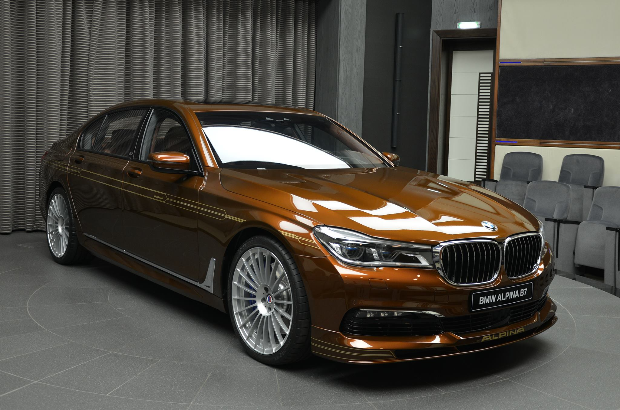 Alpina B7 BiTurbo brown (2)