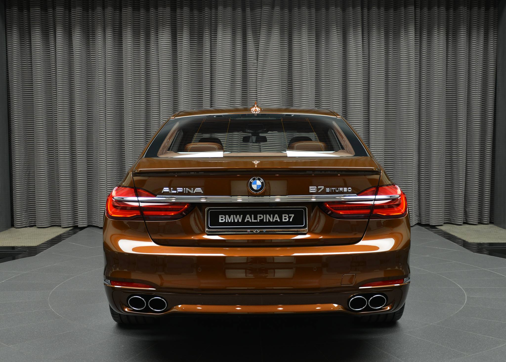 Alpina B7 BiTurbo brown (4)