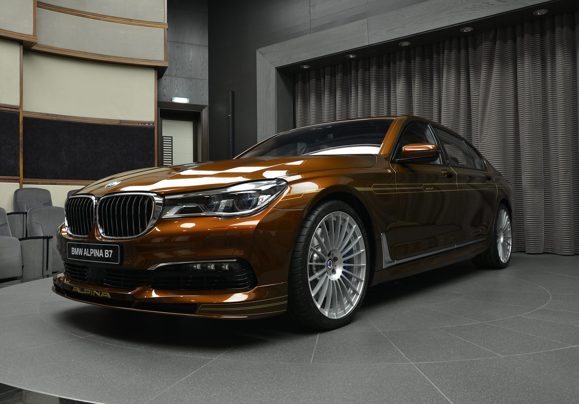 Alpina B7 BiTurbo brown (5)
